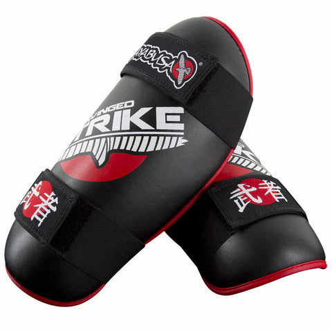 Winged Strike Karate Competion Shinguards