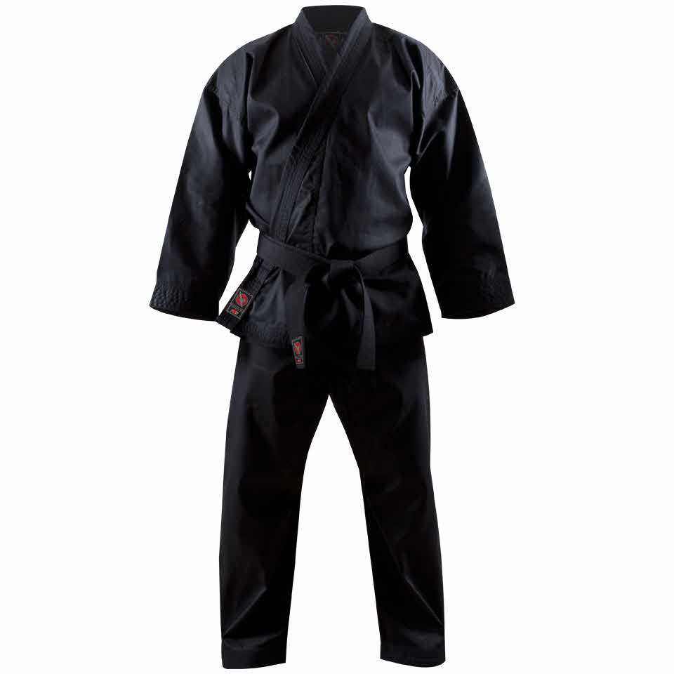 Karate Gi 8oz w/Belt