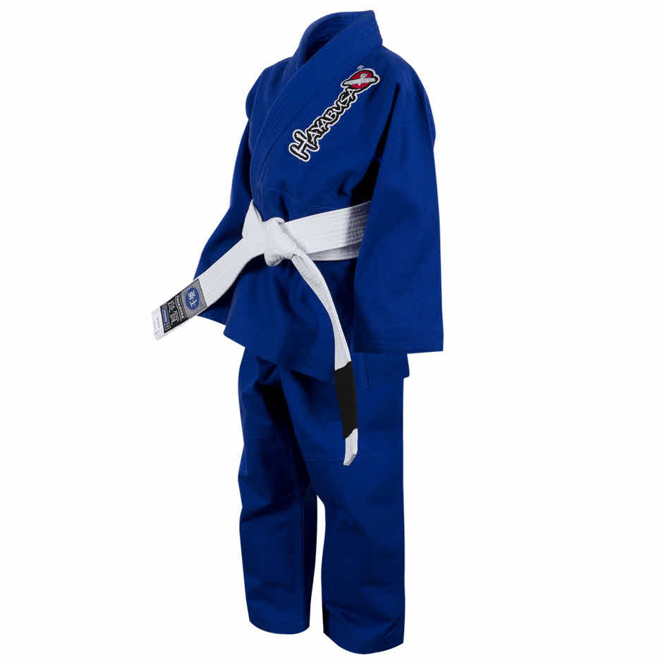 Yuushi Jiu Jitsu Gi With Belt - Blue