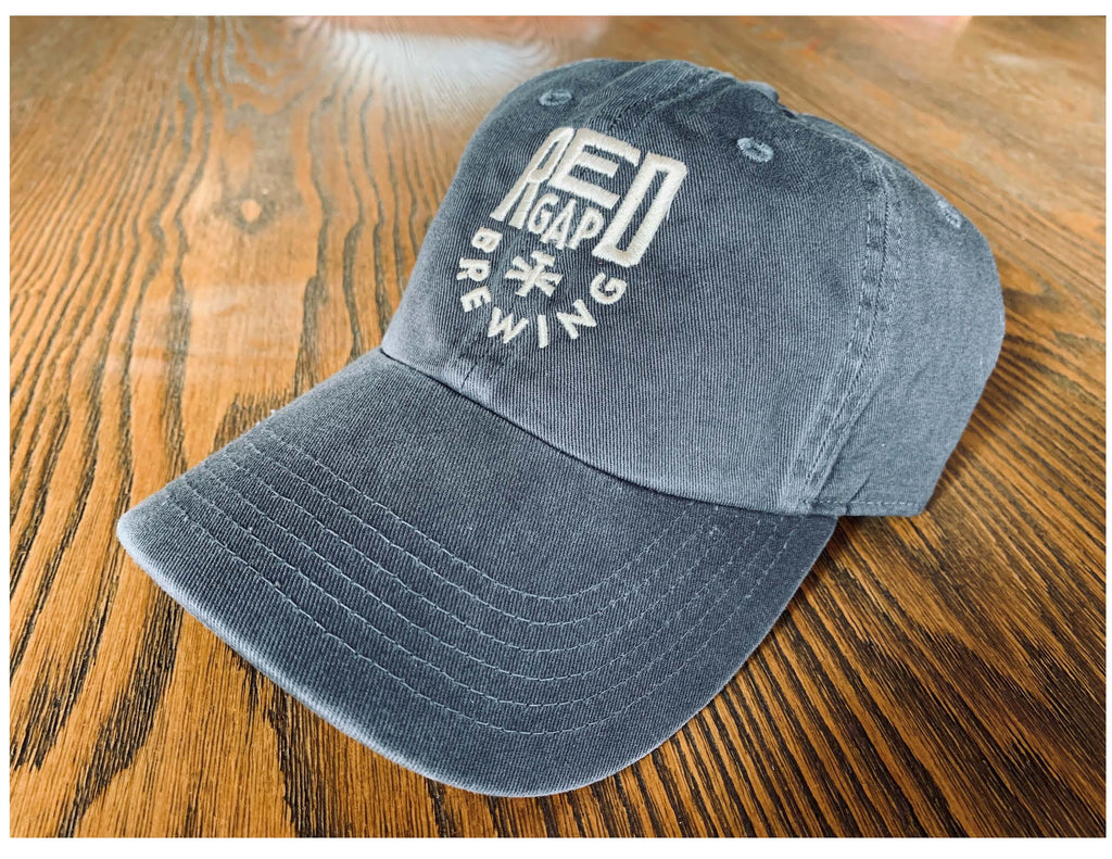Red Gap Logo Hat - Blue
