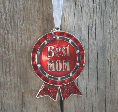 Best Mom Ornament