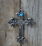 Antique Cross Ornament
