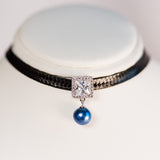 Sterling Silver Princess Choker