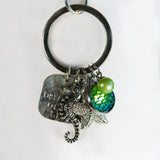 Dreaming of the Sea Keychain