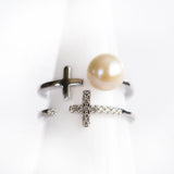 Sterling Silver Grace Ring