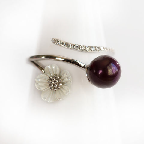 Sterling Silver Cactus Blossom Ring