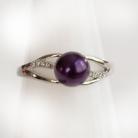 Sterling Silver Divinity Ring