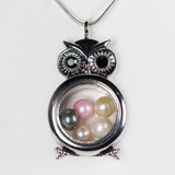 Premium Owl Locket