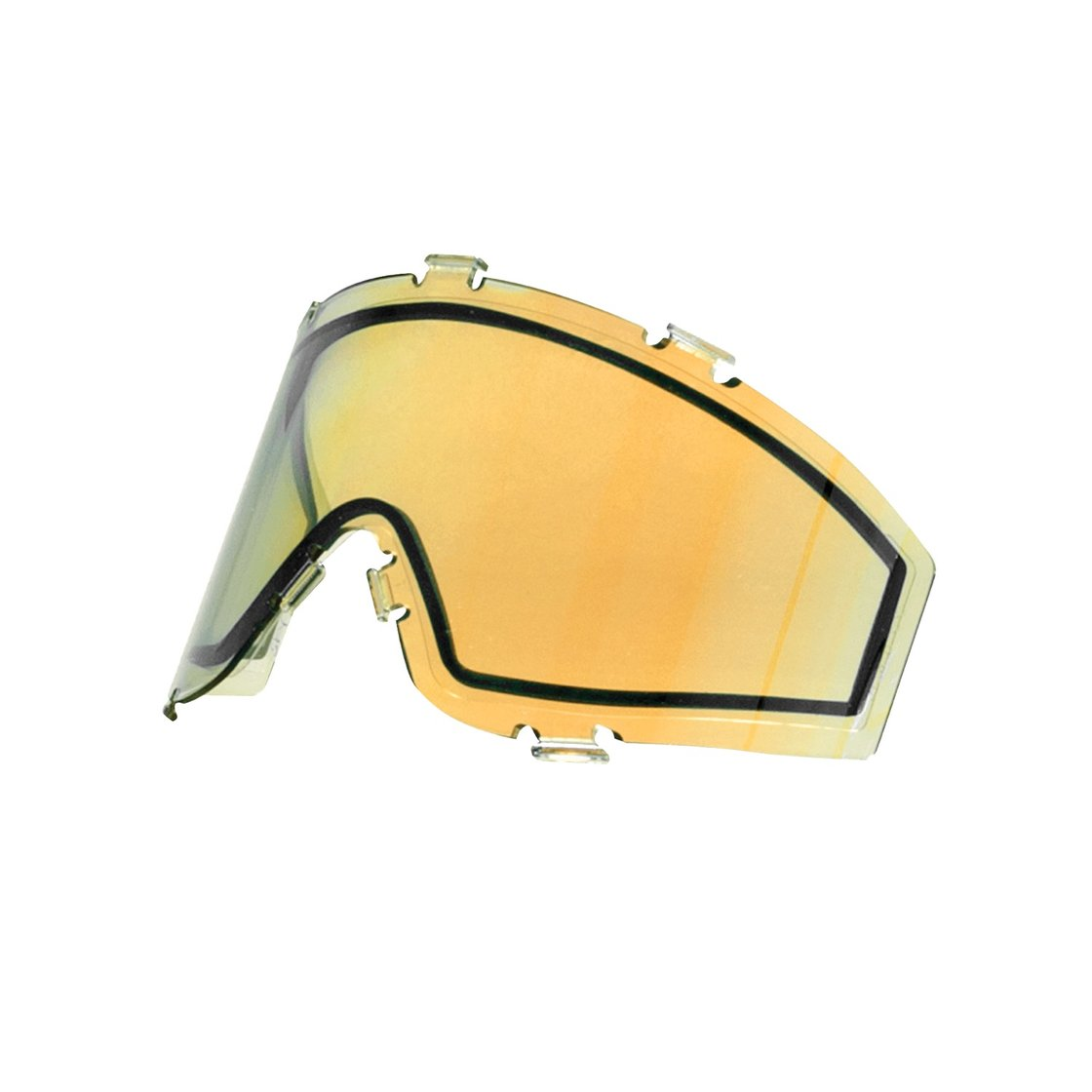 JT Spectra Prizm Dual-Pane/Thermal Lens - Gold