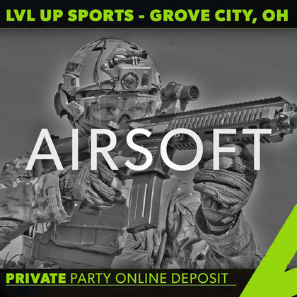Airsoft Private Party Deposit