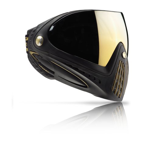 DYE i4 Goggle - Black / Gold Special Edition