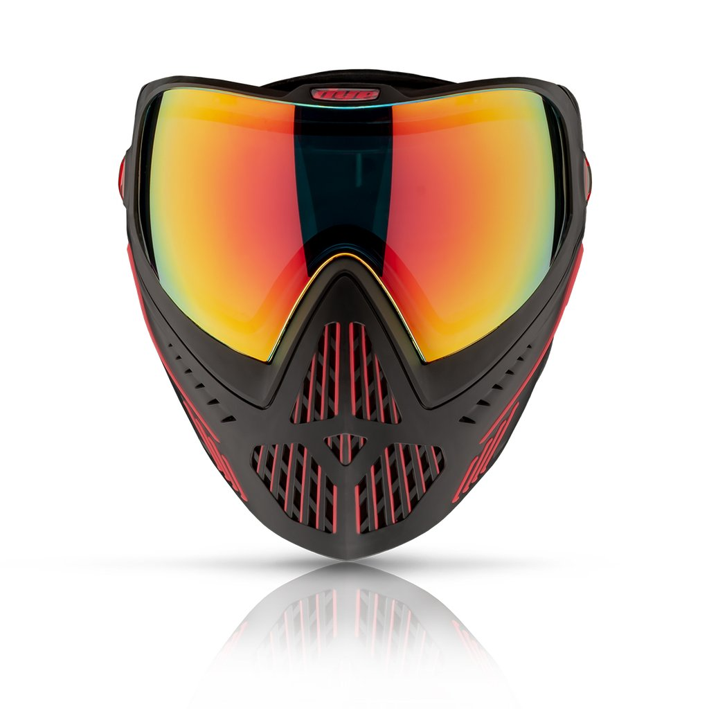 DYE i5 Goggle - Fire 2.0 Red