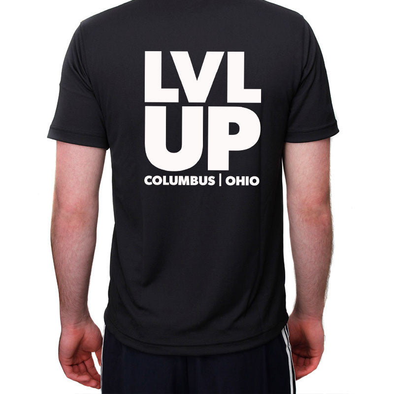 LVL Up Sports Paintball T-Shirt