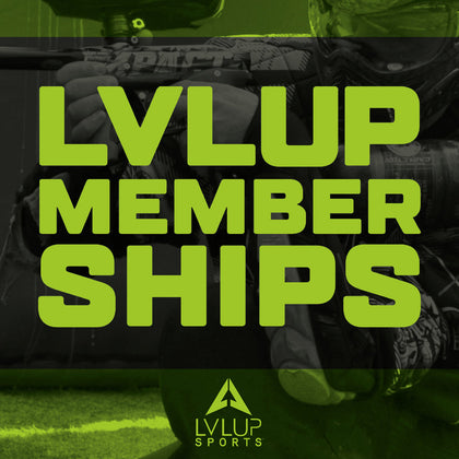 2021 LVL UP Annual Membership
