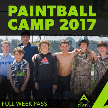 Paintball Camp - Full Week Pass