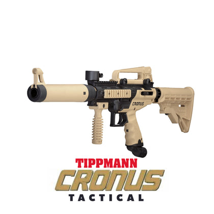 Tippmann Cronus Tactical - Tan / Black