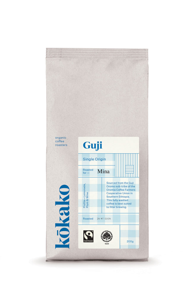 Guji For Mina