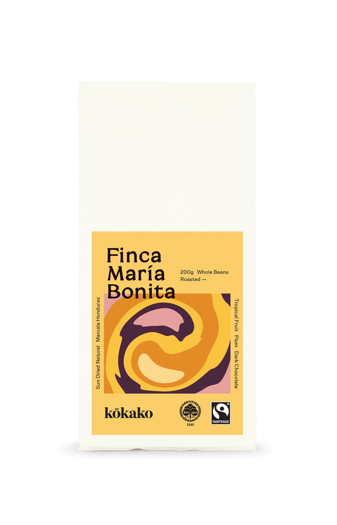 Finca María Bonita | Single Origin Natural