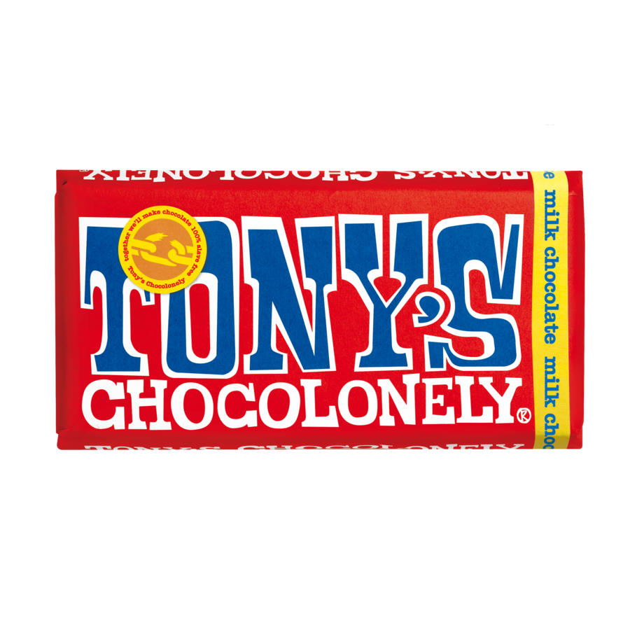 Tony's Chocolonely Chocolate