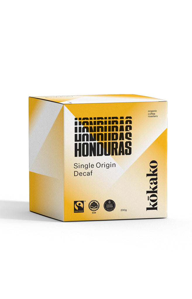 Honduras Decaf Single Origin