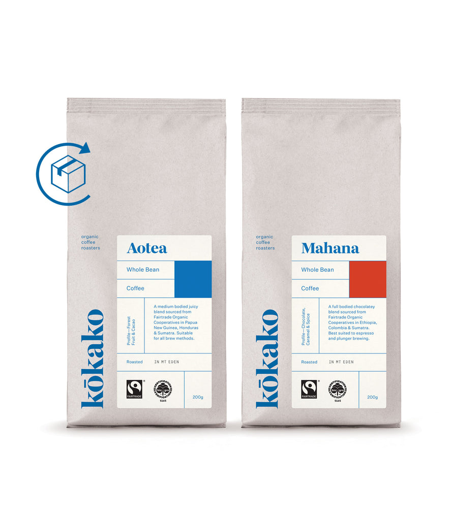 The Blends - Recurring Coffee Subscription