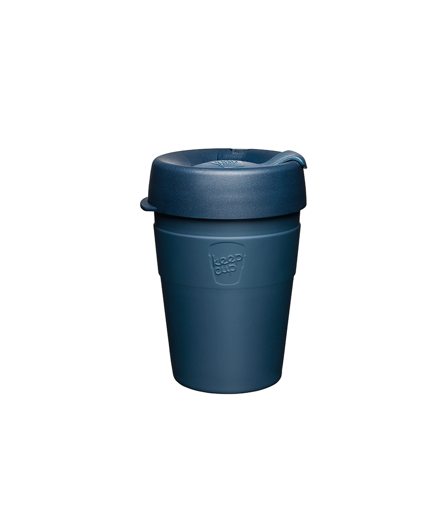 Navy Spruce Thermal Keep Cup