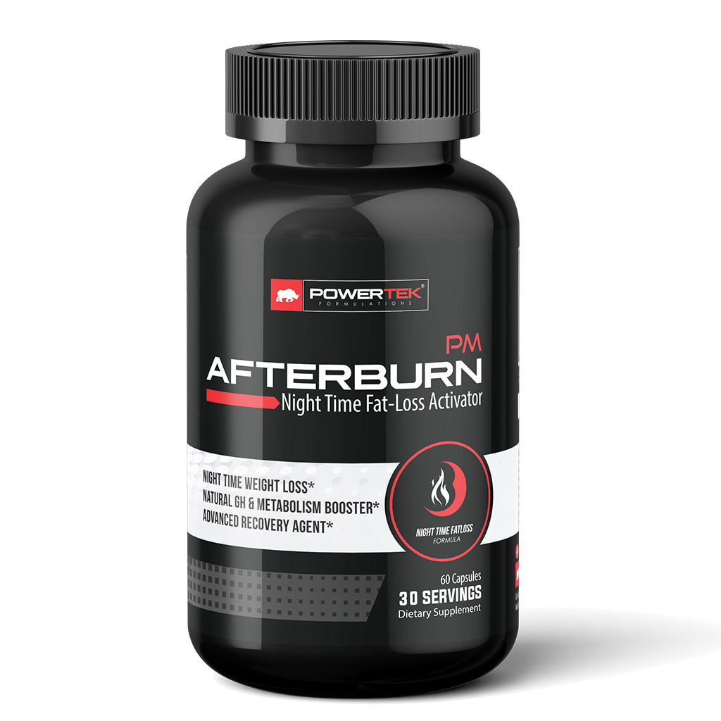 After Burn PM Nighttime Fat-loss Activator
