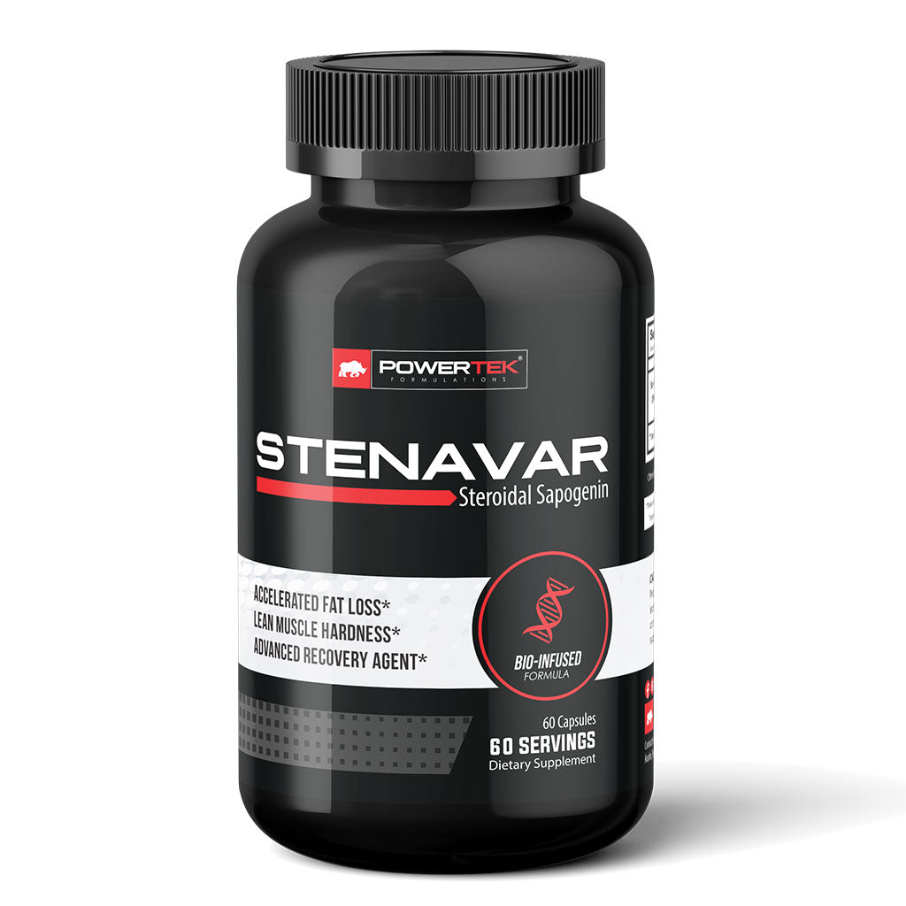 StenaVar - Pro Recomp Agent   Muscle building and Fat loss