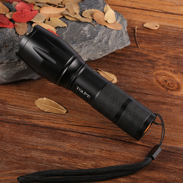 XML2 Tactical Flashlight Kit - 8000 Lumens