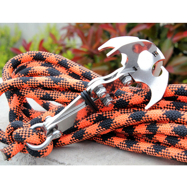 Grizzly Gravity Grappling Hook & Mechanical Claw