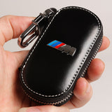 BMW M-Performance Key Holder Real Leather