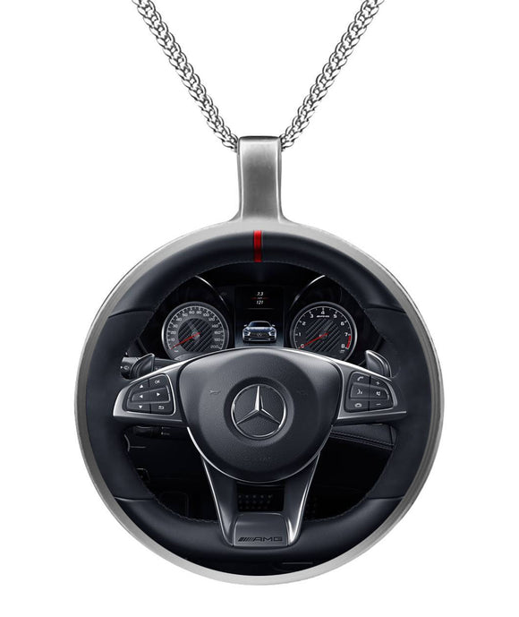 AMG Steering Wheel Necklace