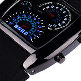 Speedster LED Car Watch