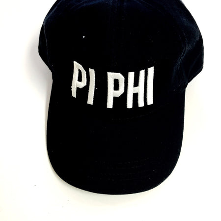Sorority Black Baseball Cap