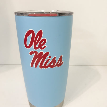 Ole Miss Stainless Steel Thermal Cup  20oz