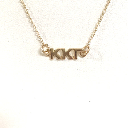 Lavalier Greek Sorority Necklace