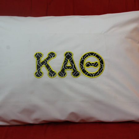 Sorority Pillow Cases   Standard Size