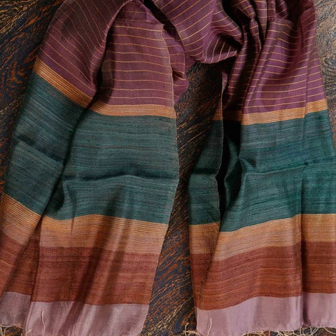 Mulberry Silk Handwoven