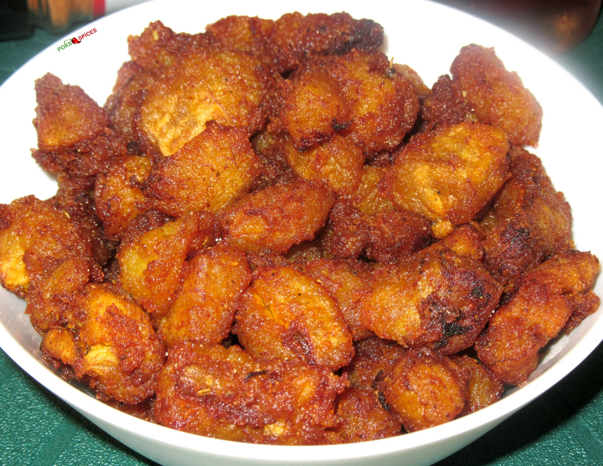 Spicy Fried Plantains (Kelewele)