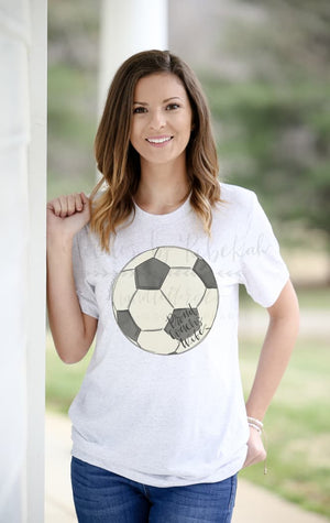 Proud Coach's Wife (Soccer) Tee - Tees