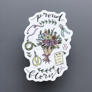 You've been Mugged! Proud Florist Bundle - Doodles by Rebekah