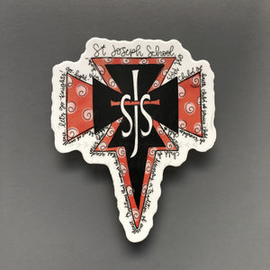 St. Joseph School Sticker