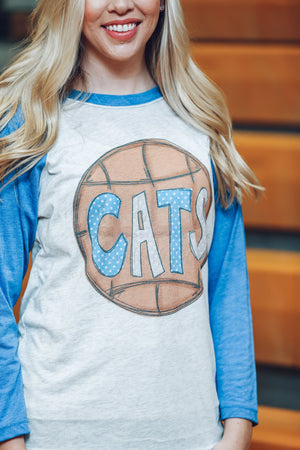 CATS Basketball - Doodles by Rebekah