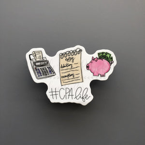 #CPALife Sticker - Doodles by Rebekah