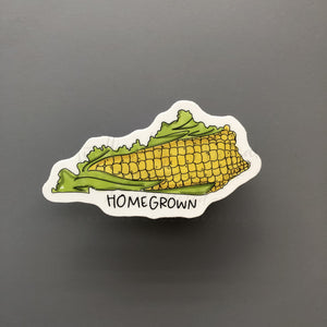 KY Homegrown Sticker - Doodles by Rebekah