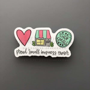 You've been Mugged! Proud Small Business Owner Bundle - Doodles by Rebekah