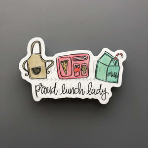 You've been Mugged! Lunch Lady Bundle - Doodles by Rebekah