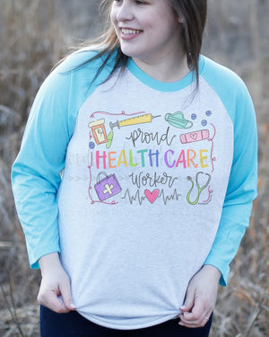 Proud Healthcare Worker - Tees