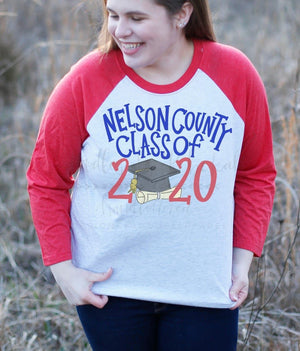 Nelson County Class of 2020 - Doodles by Rebekah