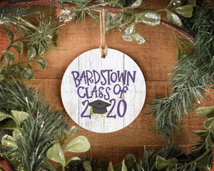Bardstown Class of 2020 Ornament - Doodles by Rebekah